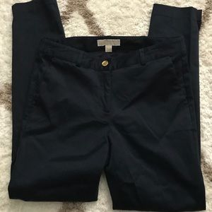 Michael Kors Navy Dress Pants